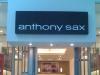 Anthony Sax, entrée, enseignes, commerce