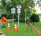 Martech, signalisation exterieur
