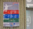 Signaletique, centre sportif