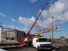 Pylone, enseignes, service installation